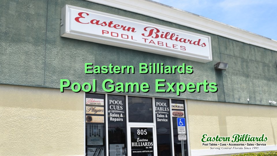 eastern billiards pool game experts