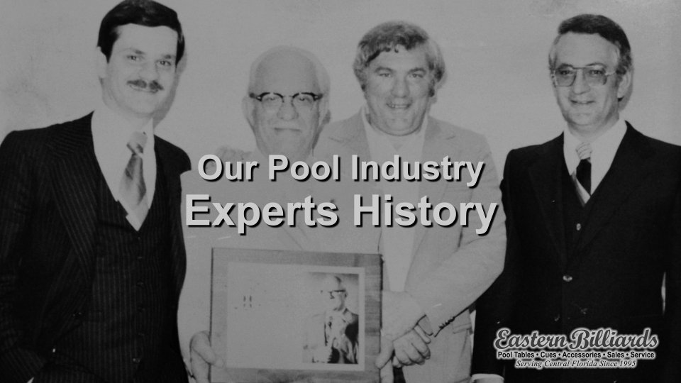 our pool industry experts history