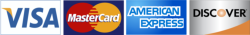 visa mc discover amex credit cards